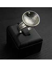 Round Small Point Ring